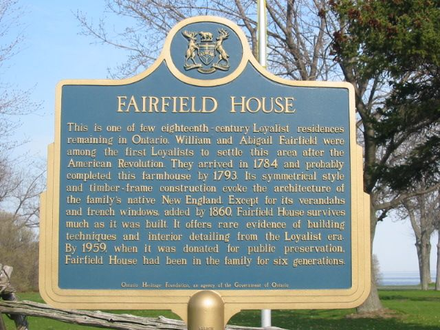 Fairfield House