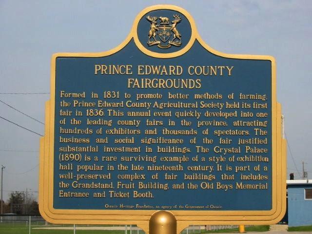 Prince Edward County Fairgrounds