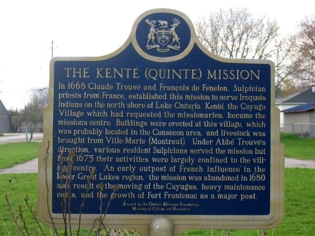 Kenté (Quinte) Mission
