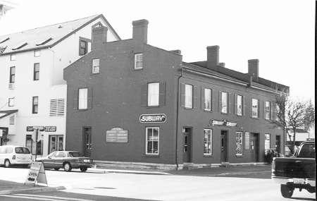 Stevenson Building