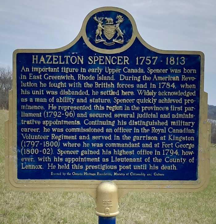 Hazelton Spencer