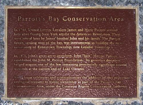 Parrott's Bay Conservation Area