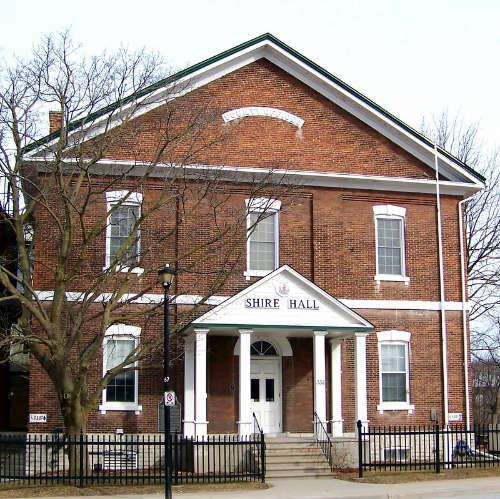 Shire Hall 1874