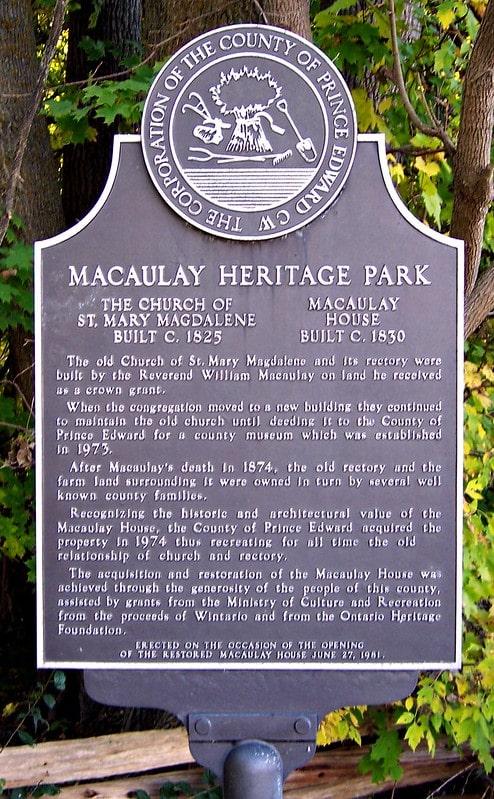 Macaulay Heritage Park