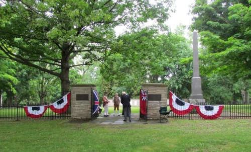 United Empire Loyalist Burial Ground