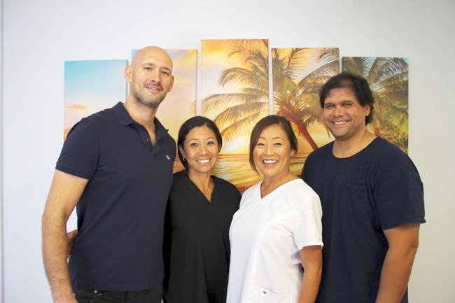 Lani Hawaii Spa Team