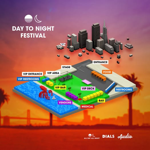 Day to Night VIP Experience