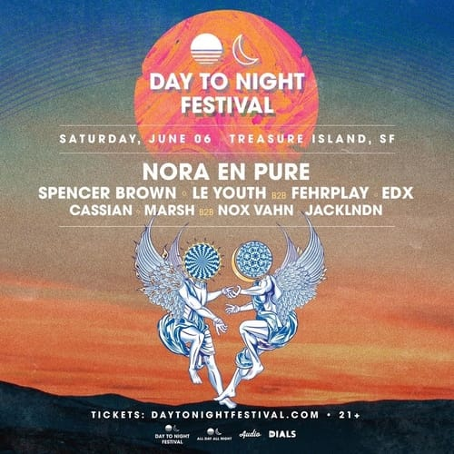 Day to Night Flyer