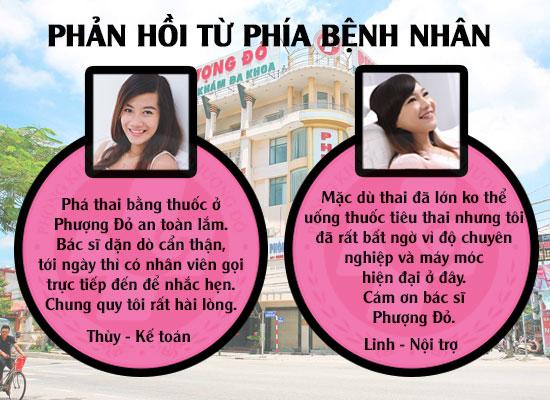 Địa chỉ phá thai an toàn ở Thái Bình