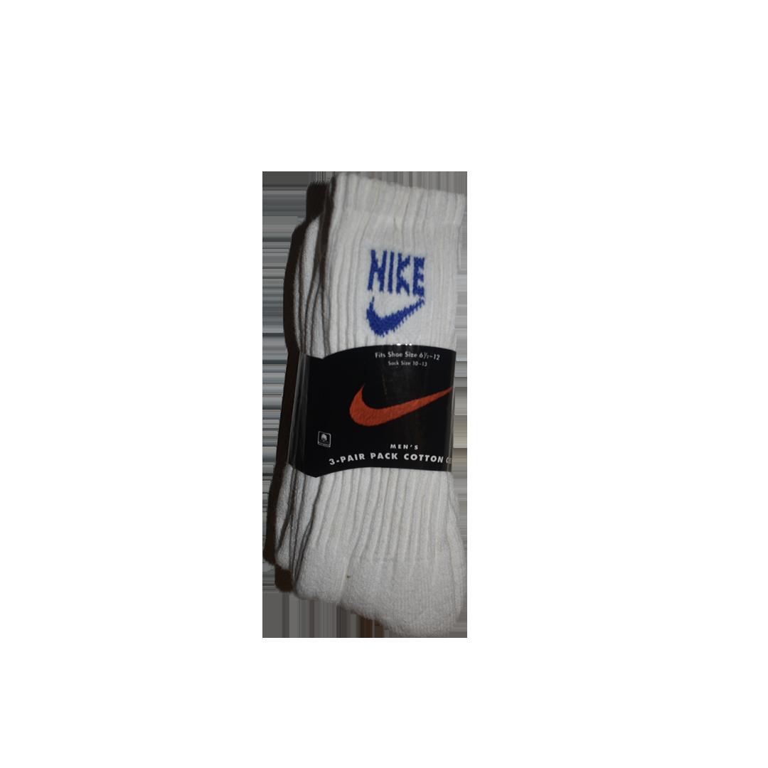 Nike Socks 3 Pack Blue/Gray/Black | 6.5-12 | Brand New