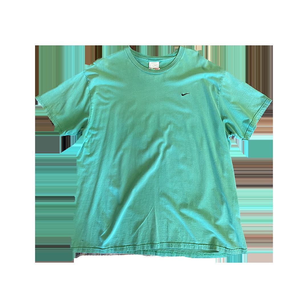 Nike Mini Swoosh Green | Size XXL