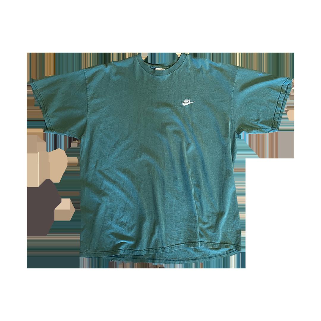 Nike Mini Swoosh Dark Green | Size XL