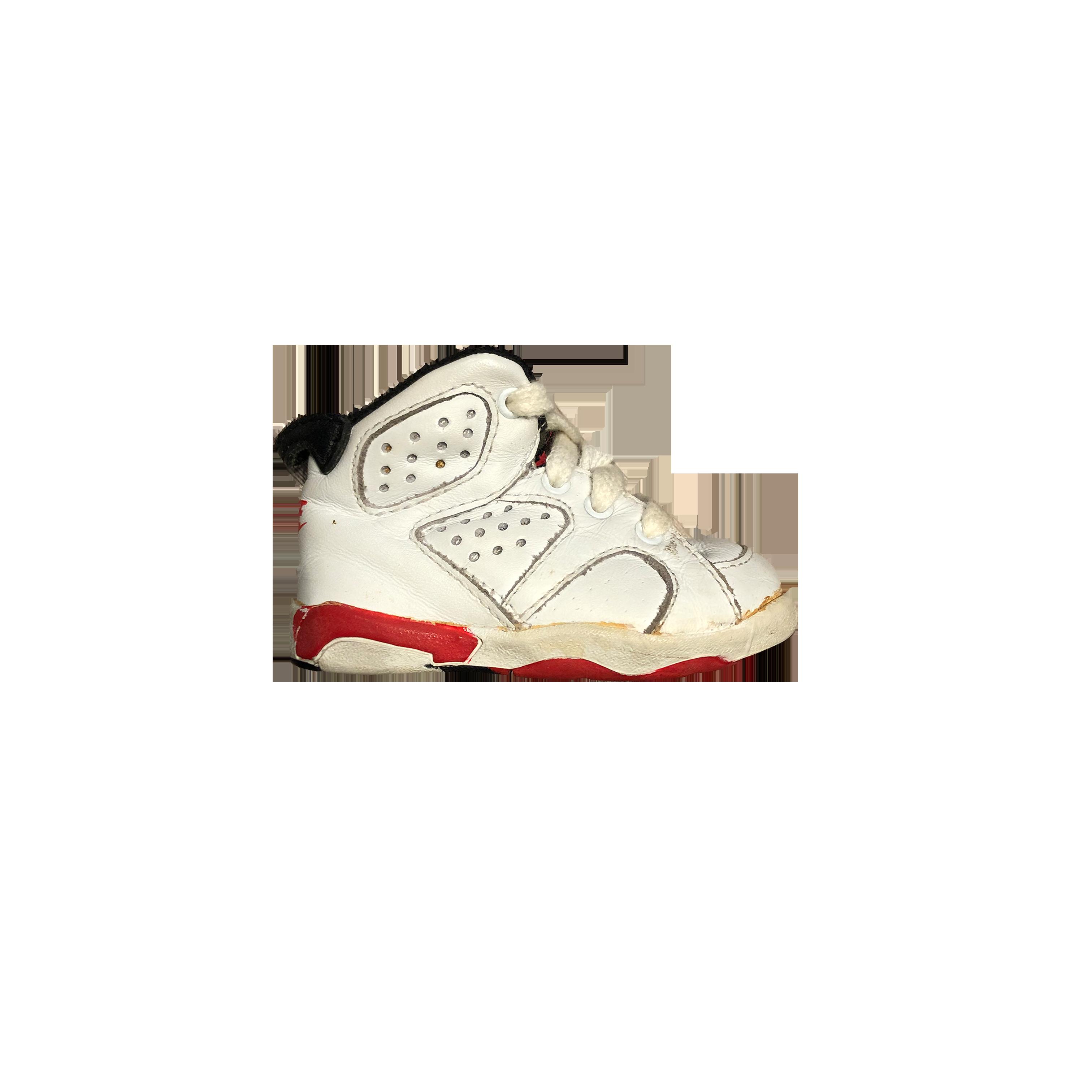 1991 Air Jordan 6 | Size 3 infant