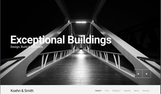 CSS Igniter Koehn WordPress Theme