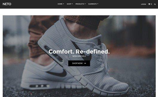 CSS Igniter Neto WordPress Theme