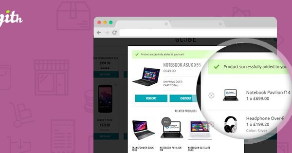 YITH WooCommerce Added to Cart Popup Premium