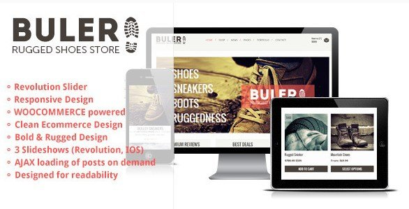 Buler A Rugged Ecommerce WooCommerce Theme