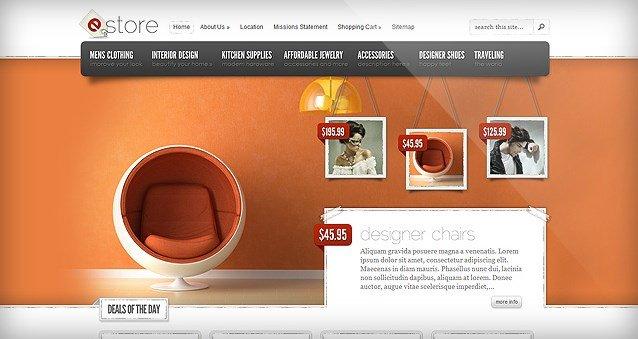 Elegant Themes eStore WooCommerce Themes