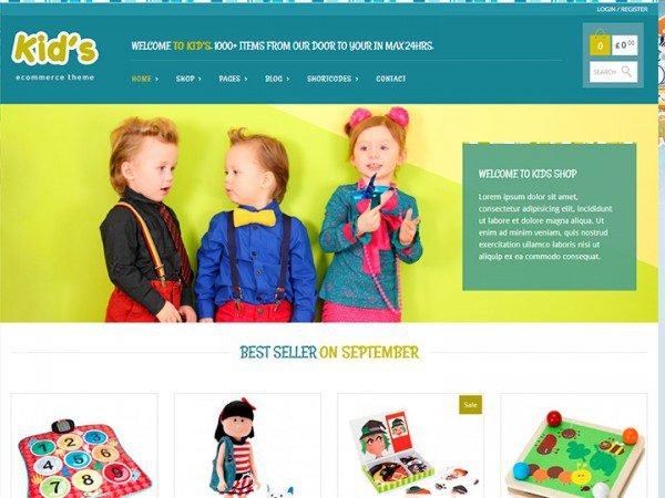 YITH Kidshop Premium WooCommerce Themes