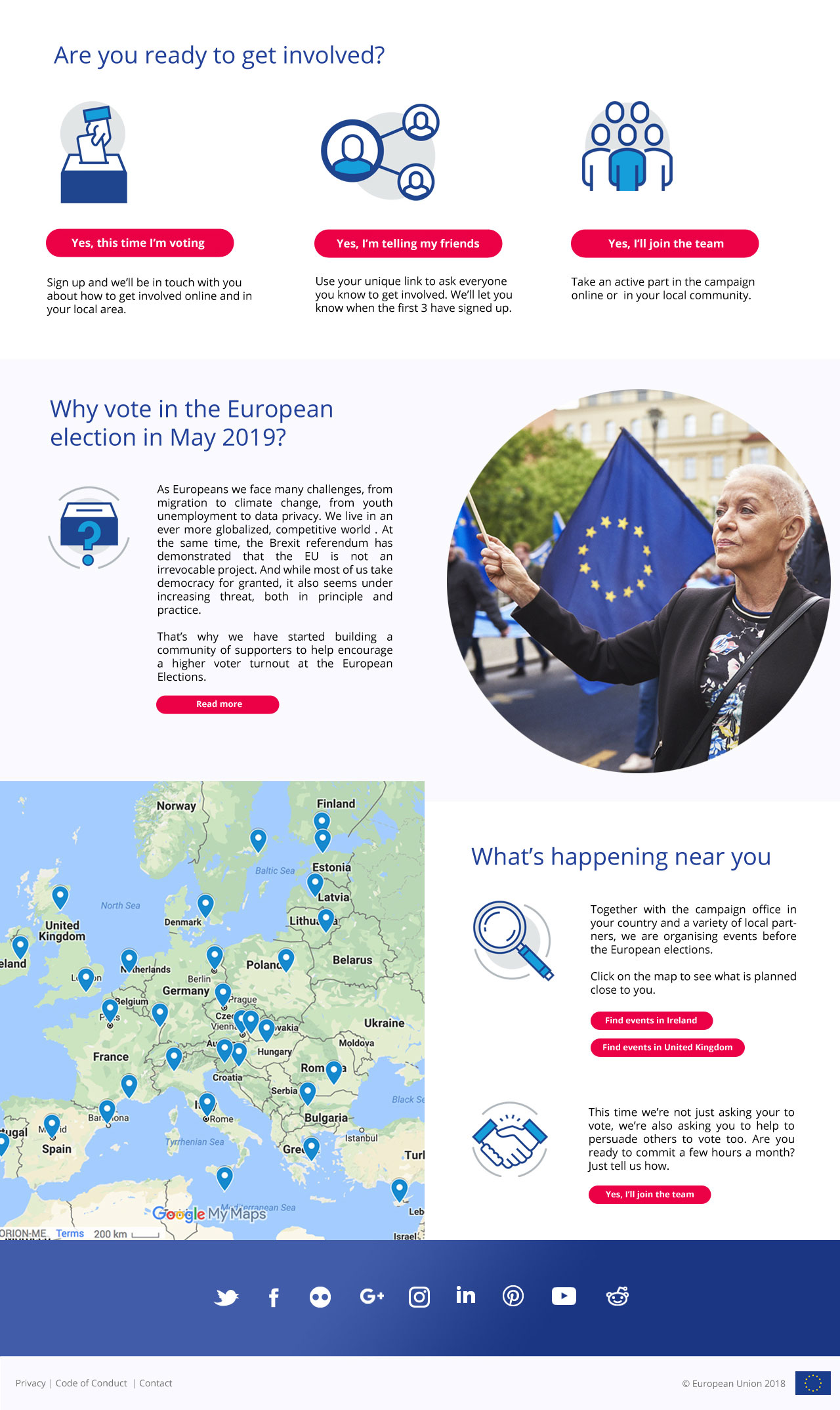 thistimeimvoting.eu calls-to-action screenshot