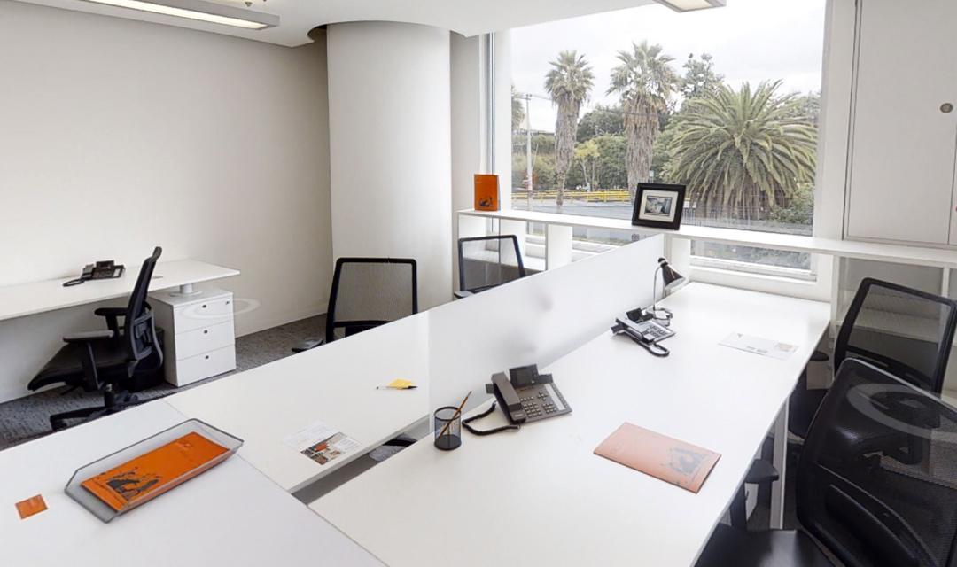 Contratación de oficinas equipadas en Polanco y Del Valle by CREA