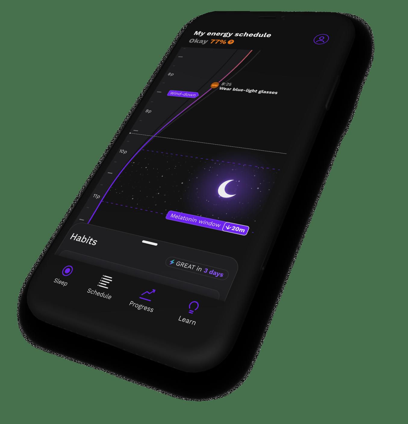 Product Screenshot on phone