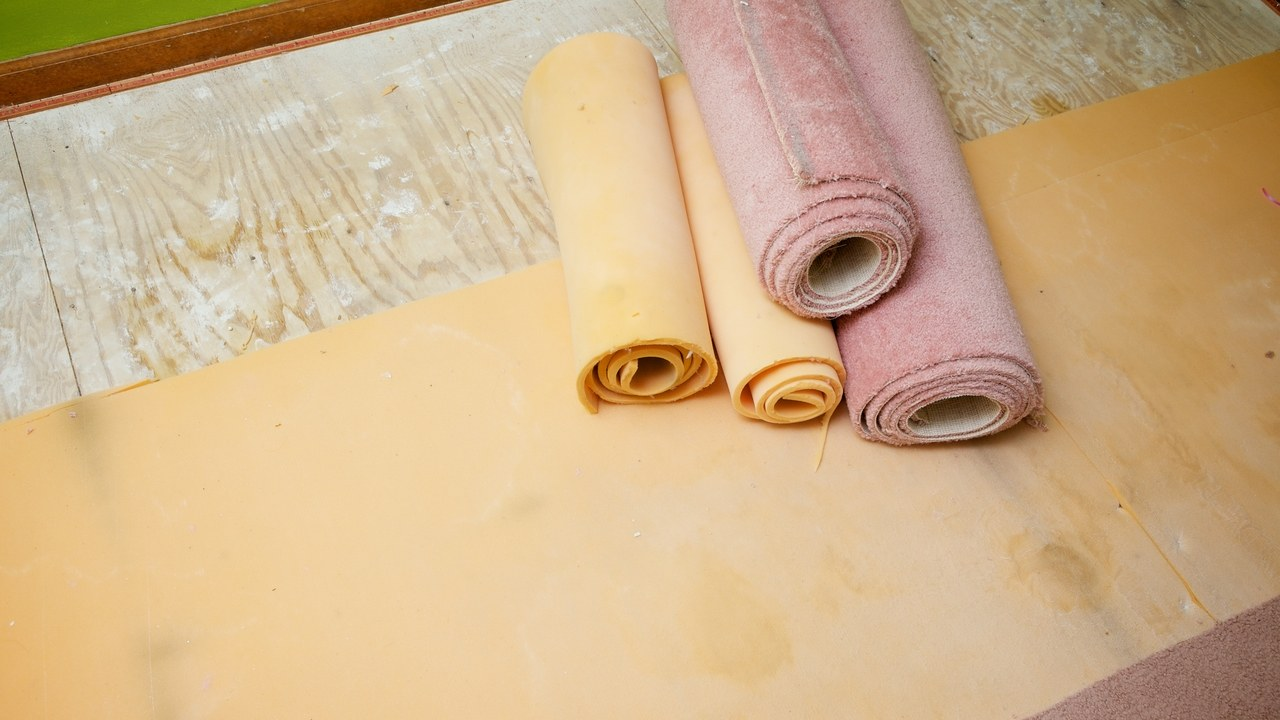 home renovation carpet removal