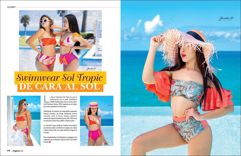 closet moda Magazine El Nuevo Diario Marzo 2020