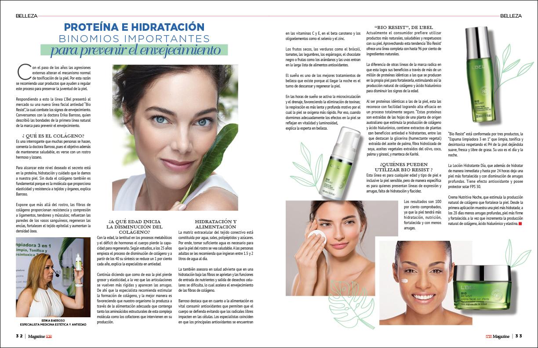 belleza Magazine El Nuevo Diario Marzo 2020