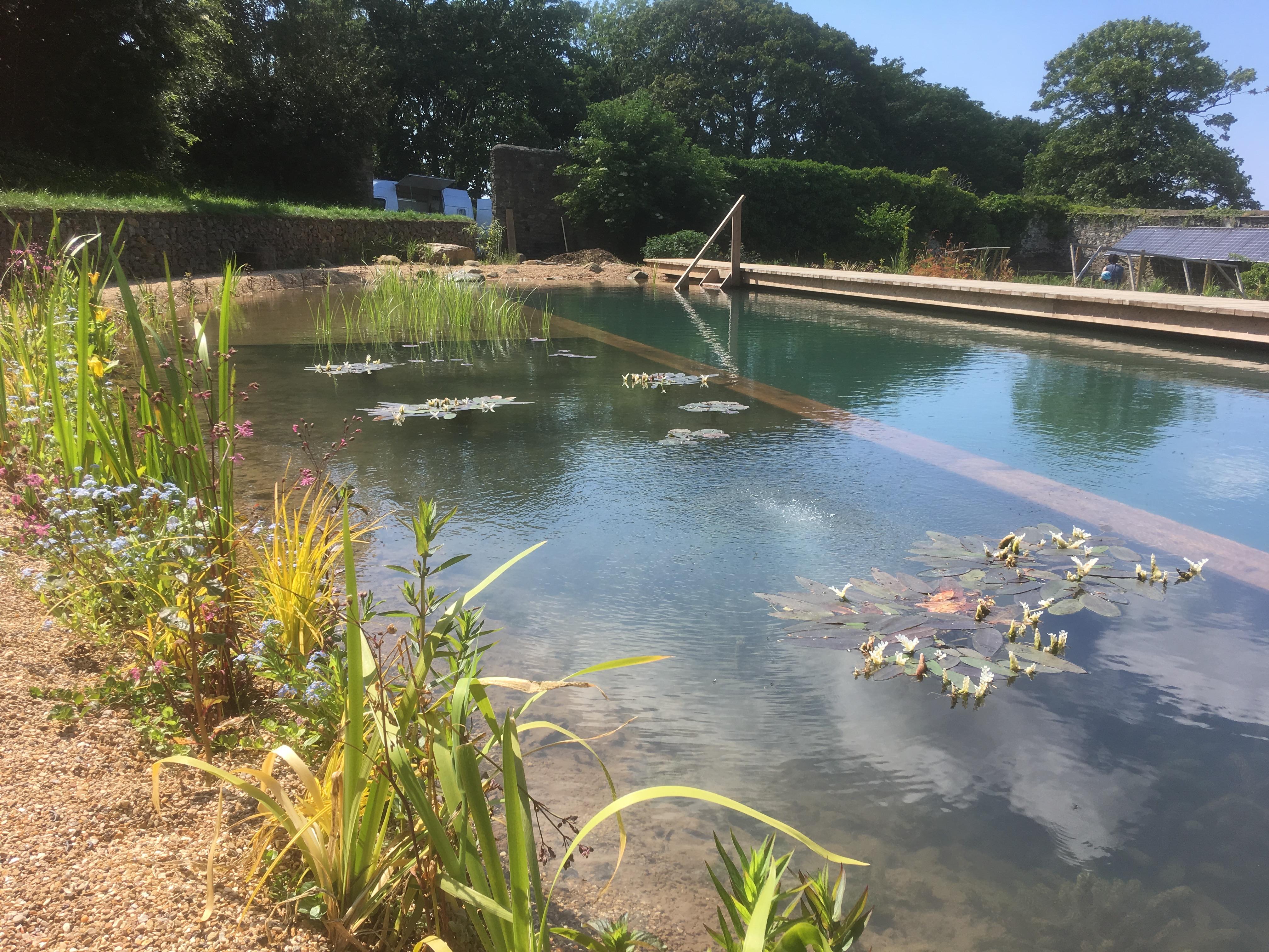 Pembrokeshire Natural Pool
