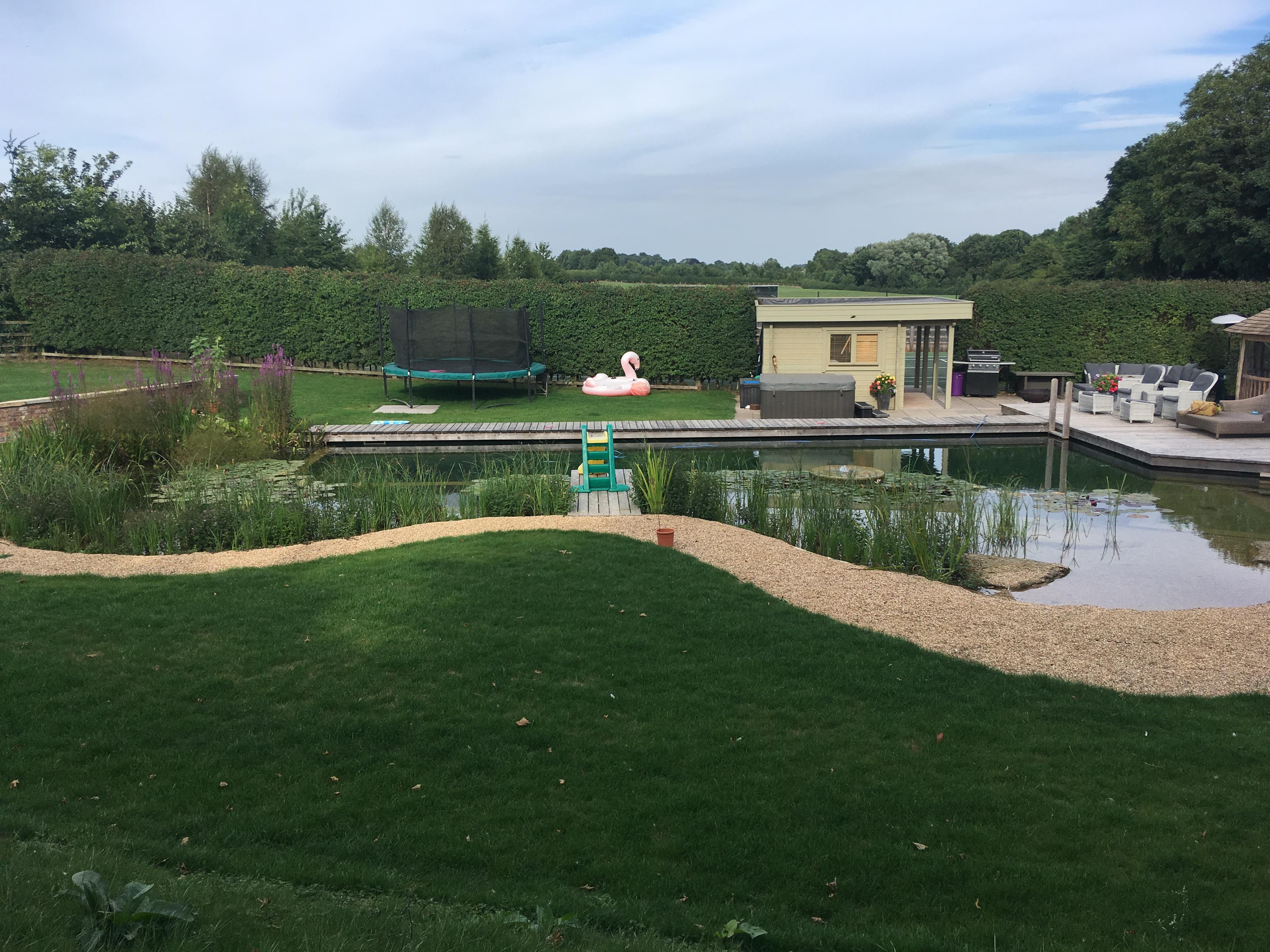 East Yorkshire Natural Pool