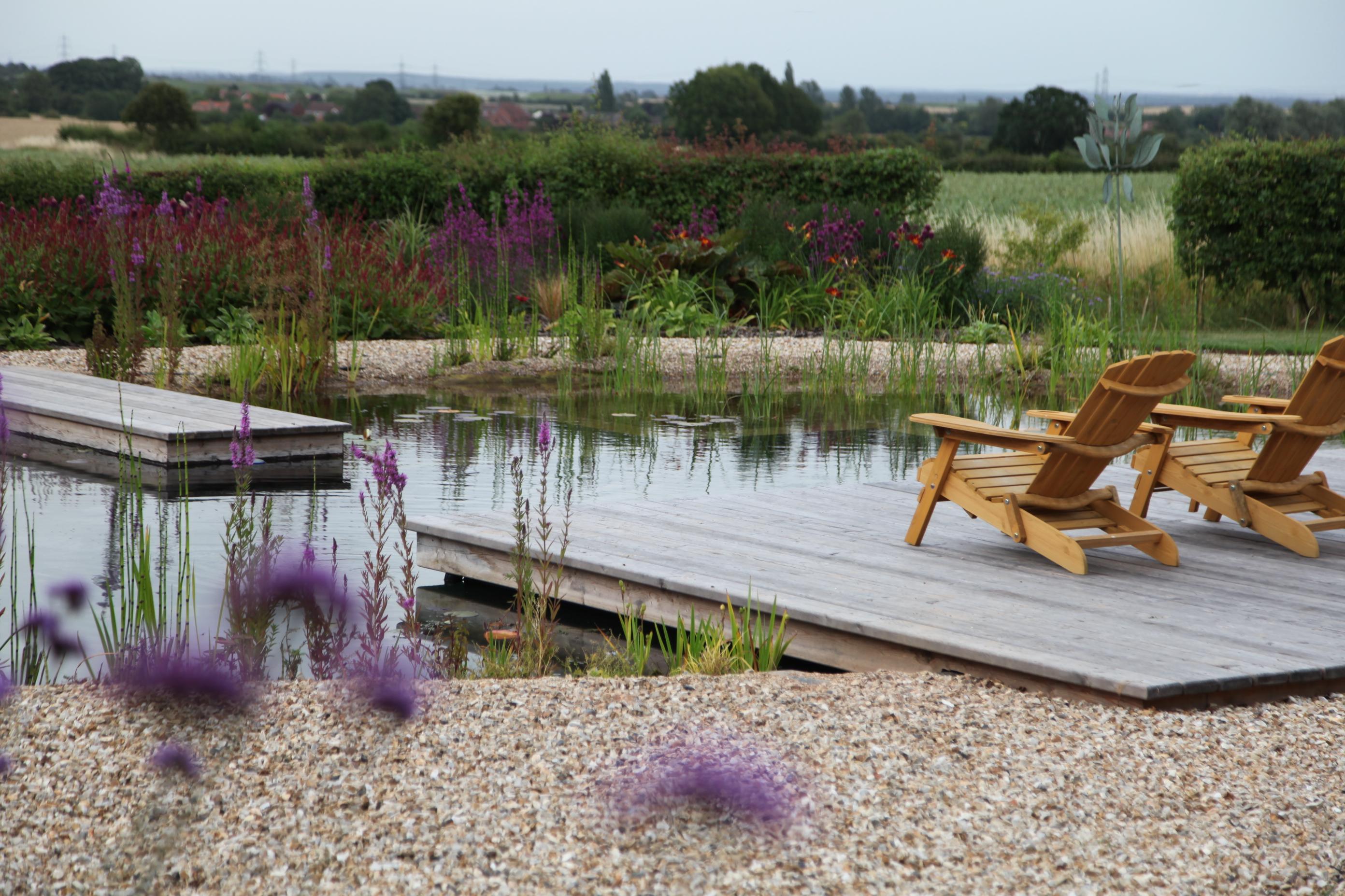 Yorkshire Swimming Pond