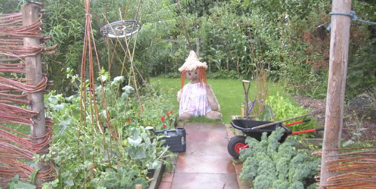 Ellicar's School Garden