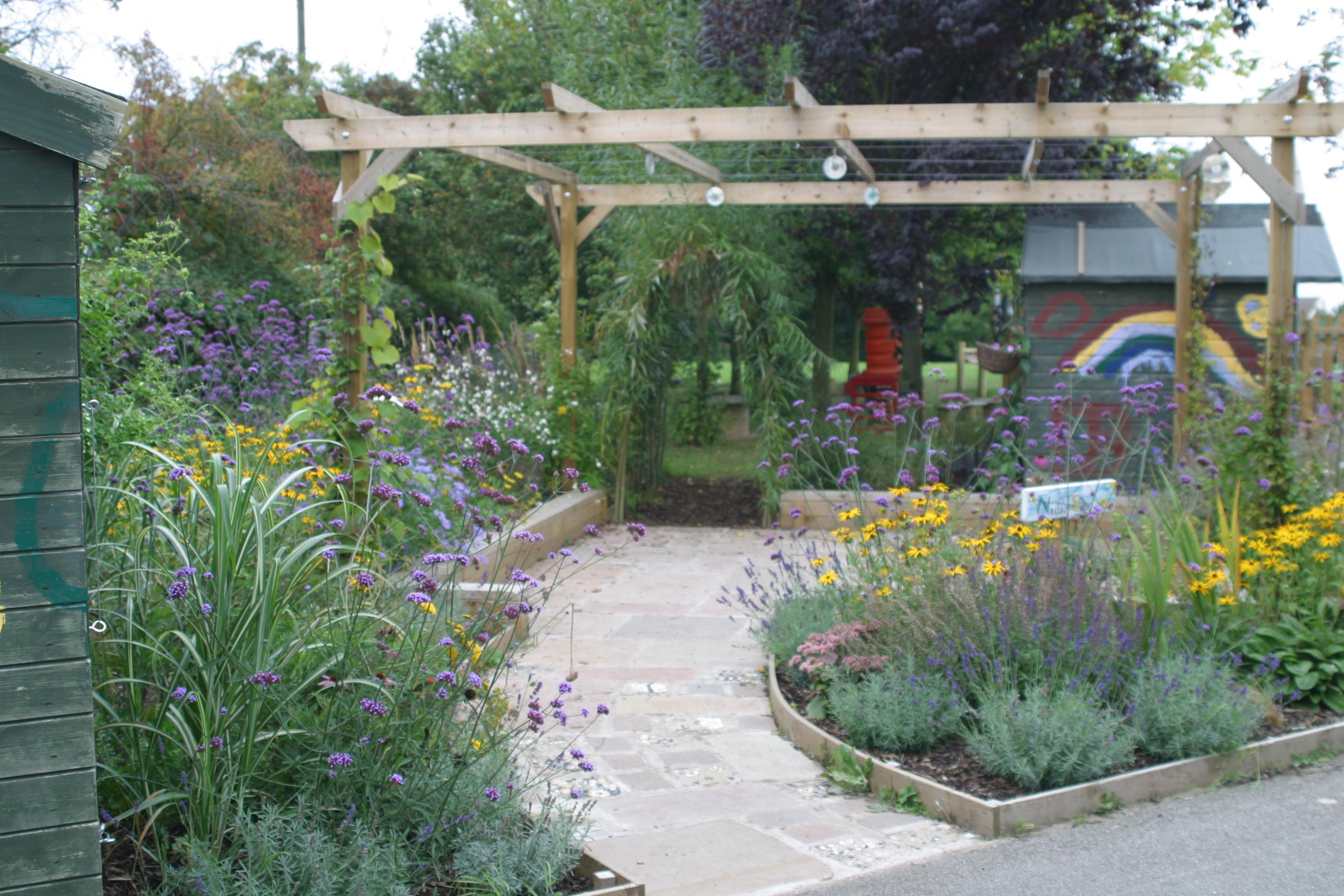 Gardening Schools Project