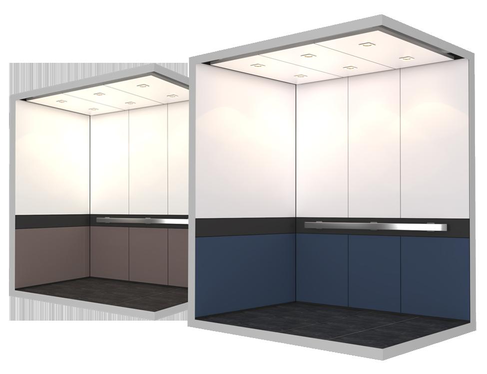 Brouss Elevator Cabin Designs Group