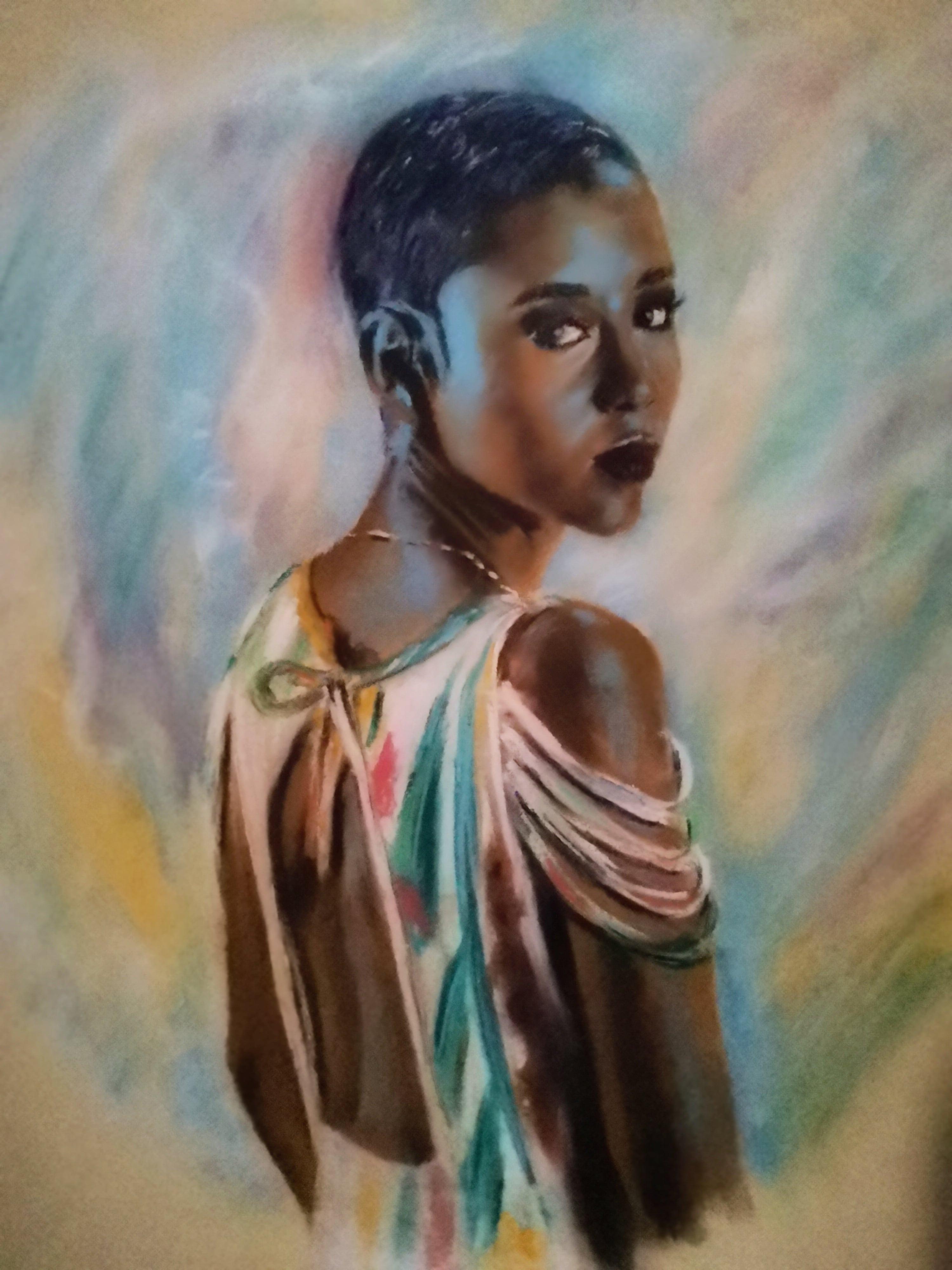 Original artwork by independent artist