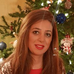 Artist Sanaz Daghighi