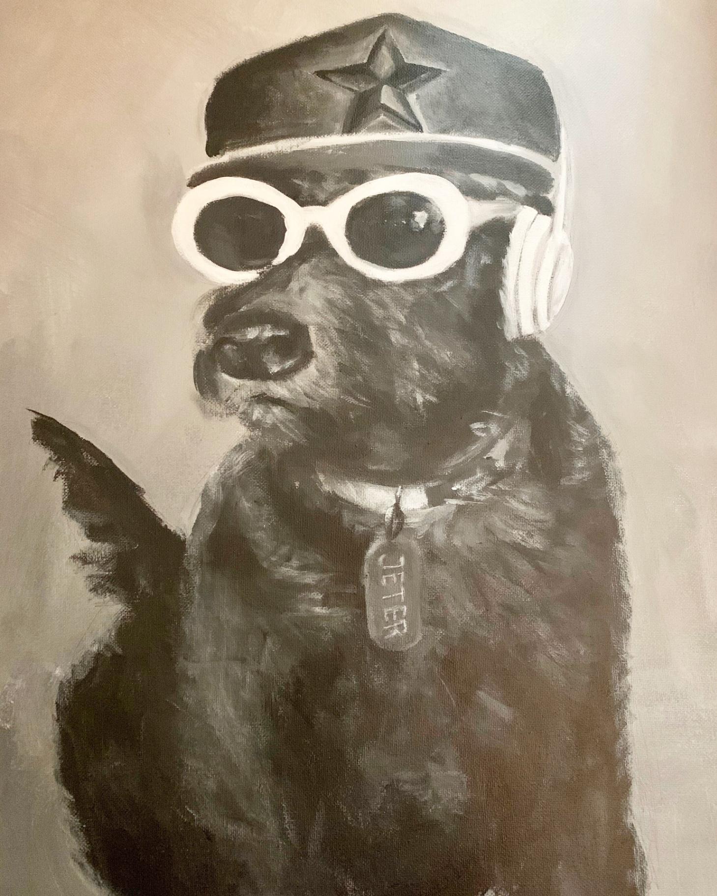 How to Commission Professional Custom Pet Portraits