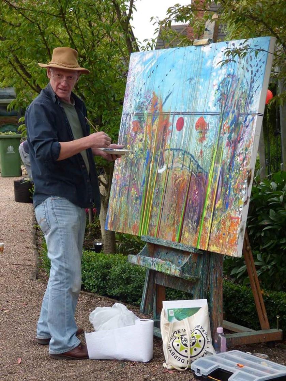 Interview of Top-Rated Artist - Martin Davis   Requiren