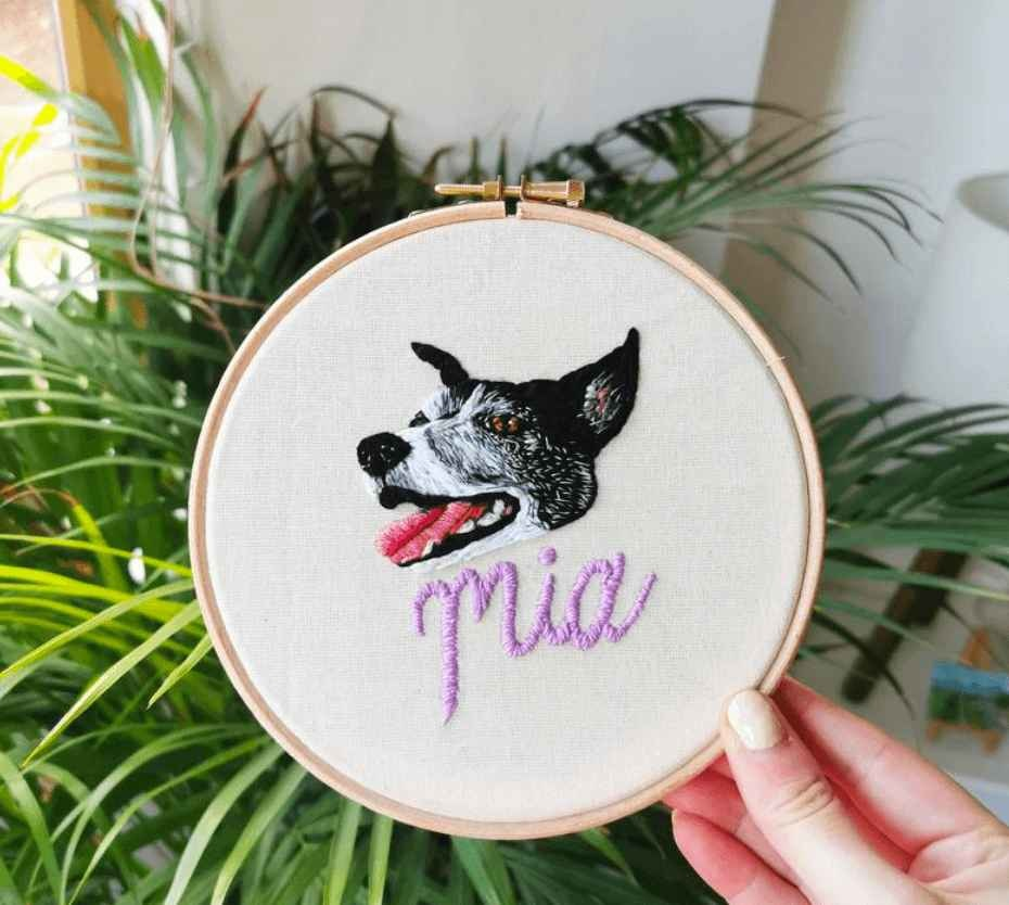 How to get custom embroidery & how much it costs