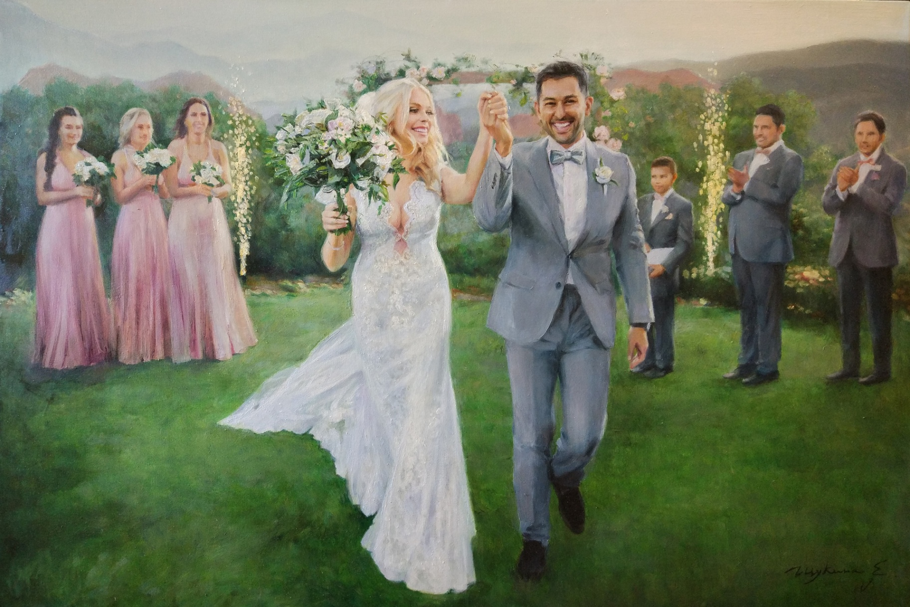 3 ways to get a photo turned into a painting