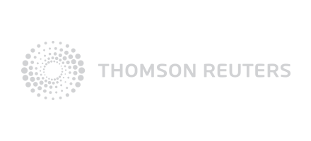 White Thomson Reuters logo