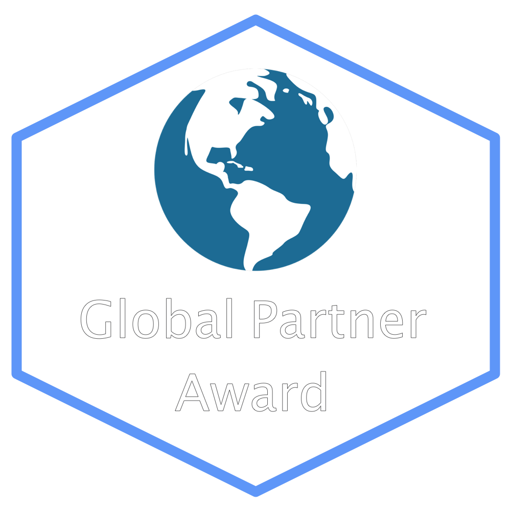Certification Global Partner Award