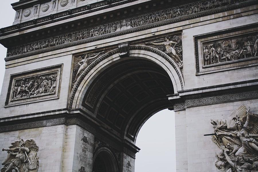 Arch in Paris