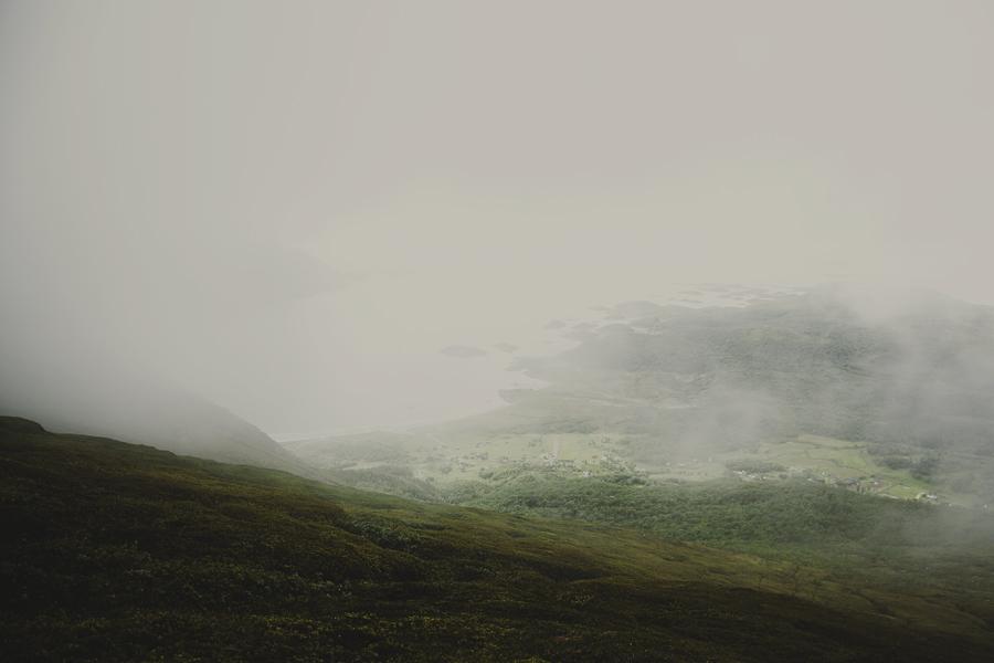 Fog in Steigen