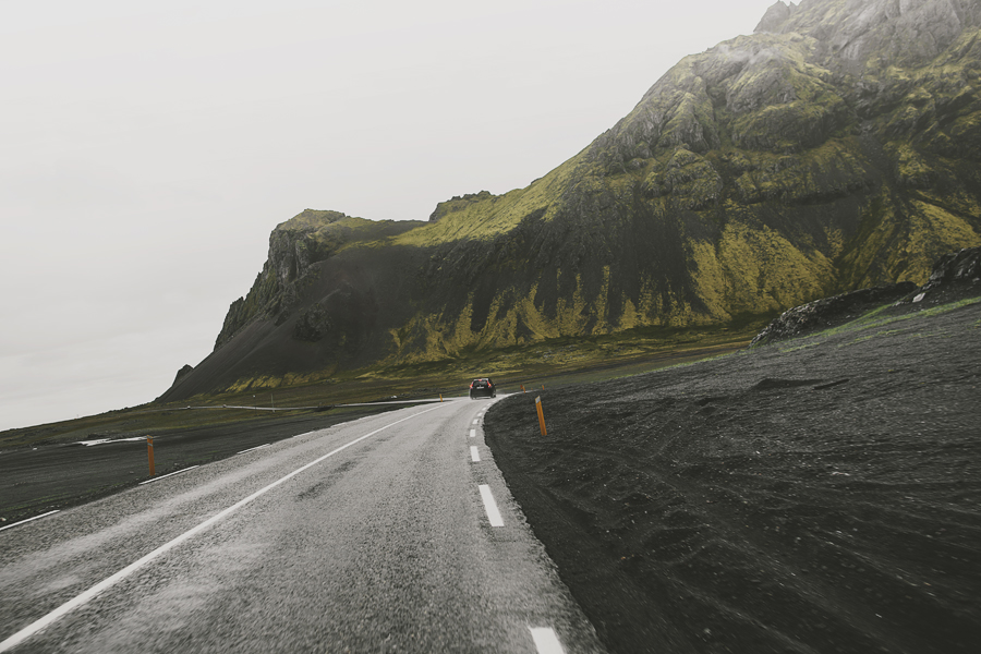 Ring road of Iceland