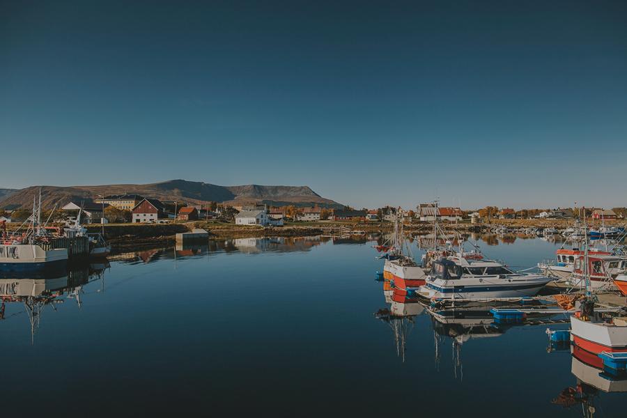 Reflection of Dverberg