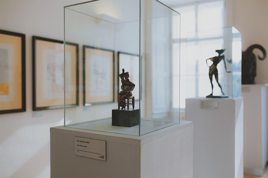 Museum in Prague