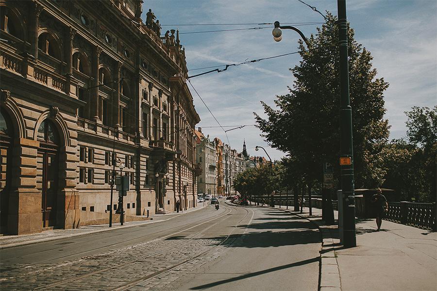 OldsStreets of Prague
