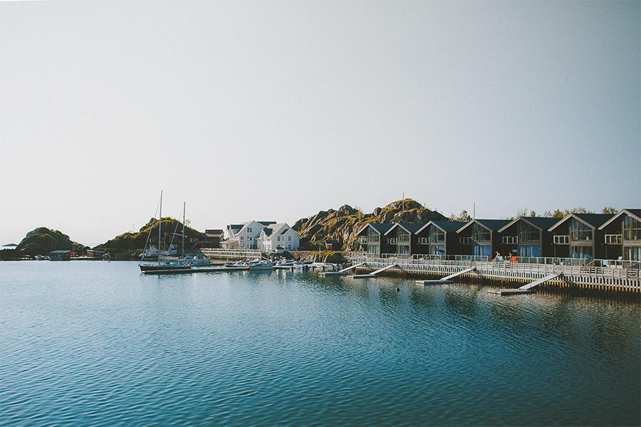 Hamøy in Senja